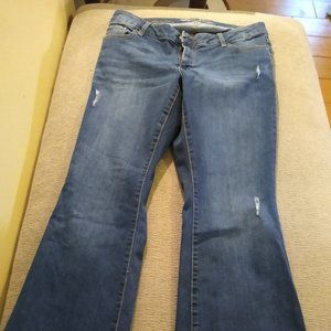 Old Navy Rockstar. Gently Used. Size 18.